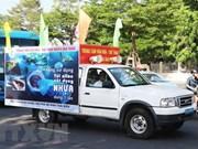 Mise en œuvre du programme d'action national sur les plastiques au Vietnam