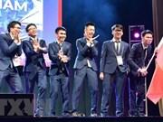 Maths : le Vietnam remporte deux médailles d'or et quatre d'argent aux Olympiades internationales
