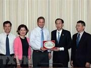Ho Chi Minh-Ville renforce sa coopération avec le groupe Intel