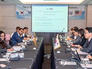 Le 2e cycle de négociation sur l'accord de libre-échange République de Corée-Malaisie