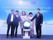 Lancement du projet Asi@Connect au Vietnam