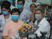 Ho Chi Minh-Ville : le 2e Chinois contaminé par le COVID-19 est guéri