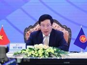 L'AMM-53 affirme oeuvrer pour une ASEAN cohésive et réactive