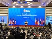 Ouverture du 37e Sommet de l'ASEAN à Hanoï