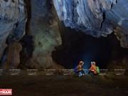 A la découverte de la grotte Cha Loi