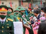 Des milliers de jeunes de la capitale commencent à effectuer les services militaire et policier 2021
