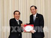 Ho Chi Minh-Ville promeut sa coopération avec la ville japonaise de Kagoshima
