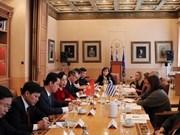 Hanoi-Athènes : promotion de la coopération culturelle, touristique et commerciale