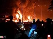 L'explosion d'un camion-citerne fait 6 morts dans la province de Binh Phuoc