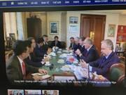 Le Vietnam et la Russie resserrent la coopération entre les deux Partis communistes