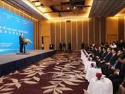 Promotion de la coopération économique et commerciale Vietnam-Chine