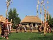 De nombreuses activités culturelles au village culturel et touristique des ethnies du Vietnam
