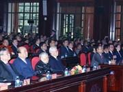 Le 40e anniversaire de la victoire de la défense de la frontière du Sud-Ouest célébré à Hanoi