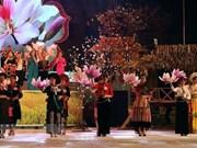 La fête des fleurs de bauhinie en mars à Dien Bien