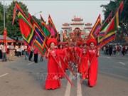 Célébration du 1979e anniversaire de l'insurrection des deux Sœurs Trung à Hanoï