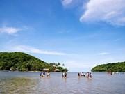 Les sites touristiques à Kien Giang attirent de nombreux visiteurs