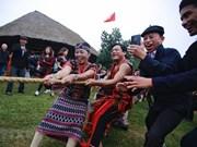 Des images de la fête « des couleurs du printemps dans toutes les régions du pays »