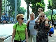 Le Vietnam accueille un nombre record de visiteurs étrangers en ce mois de février