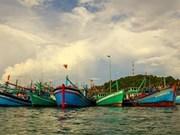 Binh Thuan oeuvre pour mettre fin à  la pêche INN