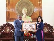 Can Tho renforce sa coopération avec le Mozambique