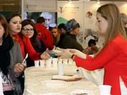 Des spécialités culinaires vietnamiennes présentées à Moscou