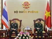 Vietnam et Thaïlande renforcent leur coopération dans la défense