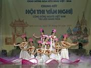 Un concours artistique saluant l'Année croisée Vietnam-Russie