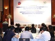 Séminaire sur le mandat de la présidence vietnamienne de l'ASEAN en 2020