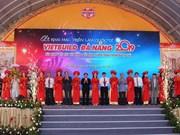 Ouverture de l'exposition internationale Vietbuild Da Nang 2019