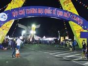 Ouverture de la foire commerciale internationale Tinh Bien-An Giang 2019