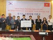 Multiplier les échanges et resserrer la coopération entre Ha Nam (Vietnam) et Gyeonggi (R. de Corée)