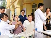 Fondation d'un comité national pour enrayer la tuberculose