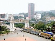 Exportations de produits agricoles via la porte frontalière internationale de Lao Cai en hausse