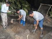 Des archéologues découvrent un site datant d'environ 8.000 -9.000 ans à Bac Kan