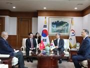 Vietnam et R. de Corée promeuvent leur coopération dans l'audit