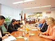 Renforcer la coopération décentralisée Vietnam – République tchèque