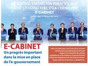 E-Cabinet, un progrès important dans la mise en place de l'e-gouvernement