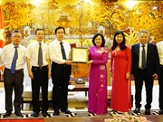 Promouvoir la coopération Hanoi-Pékin