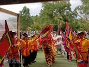 La culture vietnamienne présentée à Lyon