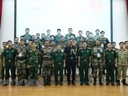 Maintien de la paix de l'ONU : Exercice conjoint VINBAX- 2019 entre le Vietnam et l'Inde