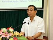 Ninh Binh: plus de 2.280 milliards de dôngs mobilisés à l'édification de la Nouvelle Ruralité