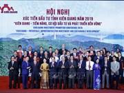Kien Giang déroule le tapis rouge aux investisseurs