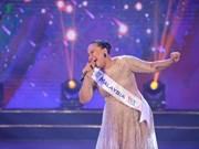 La candidate de la Malaisie remporte le concours de chant ASEAN + 3