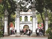 Le nombre de touristes à Hanoï en hausse de 9,5% en juillet
