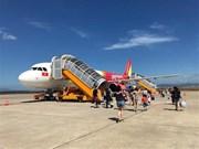 Des compagnies aériennes ajustent leurs horaires en raison de la tempête Wipha