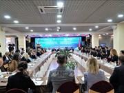 Can Tho promeut le commerce et l'investissement en Russie