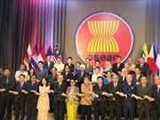 La mise en service du nouveau siège du Secrétariat de l'ASEAN