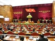 Ouverture du 11e Plénum du Comité central du Parti (XIIe mandat)