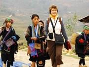 Le tourisme contribue à créer des emplois