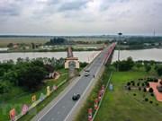L'ensemble des sites historiques nationaux spéciaux de deux rives Hien Luong-Ben Hai